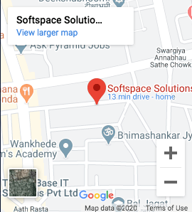 Softspace Solutions, Nagpur on Google Maps