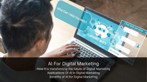 ai for digital marketing
