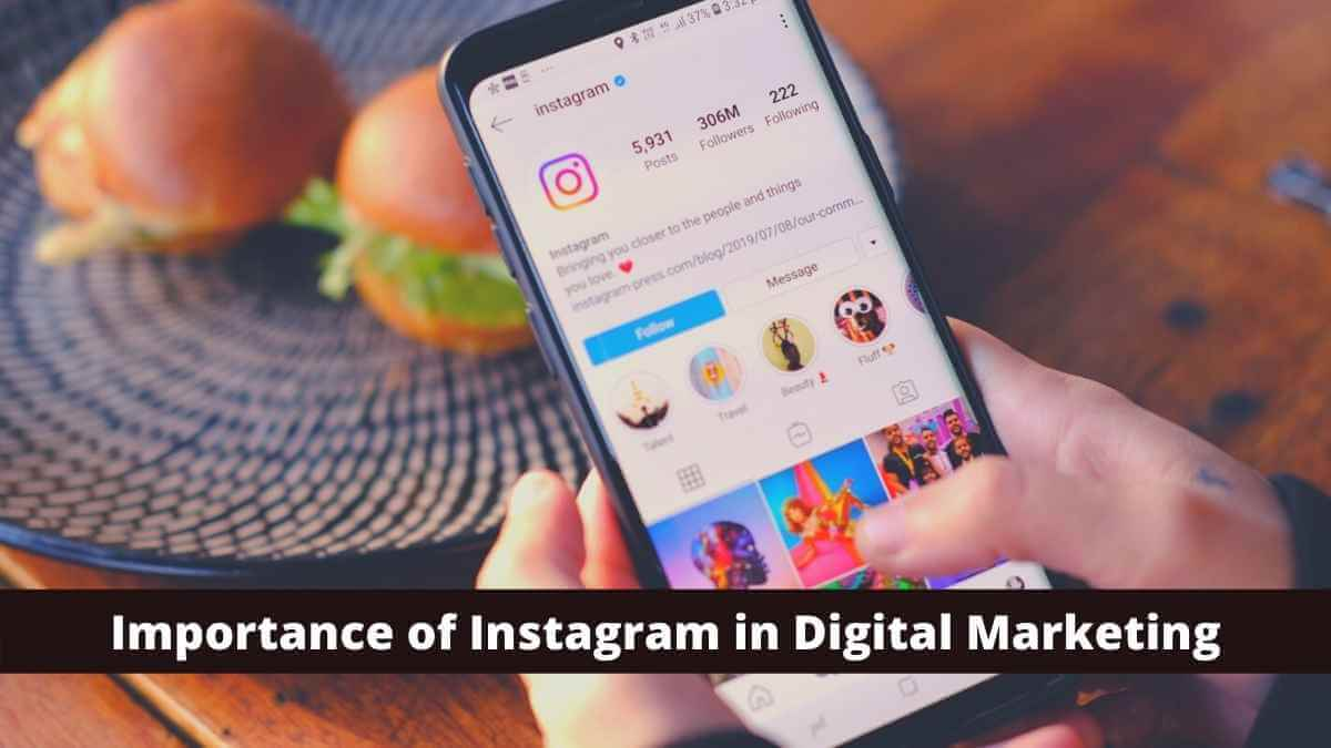 Importance of Instagram in Digital Marketing | Why Instagram is a must?